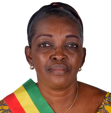 Honorable Virginie Euphrasie DOLAMA