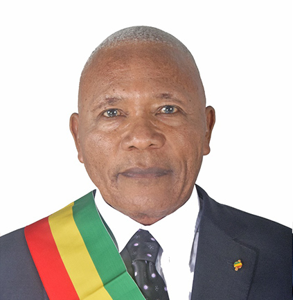 Honorable Isidore MVOUBA