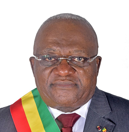 Honorable Léon Alfred OPIMBA