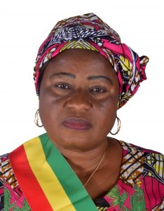 Honorable CHISSO Adélaïde Rufine