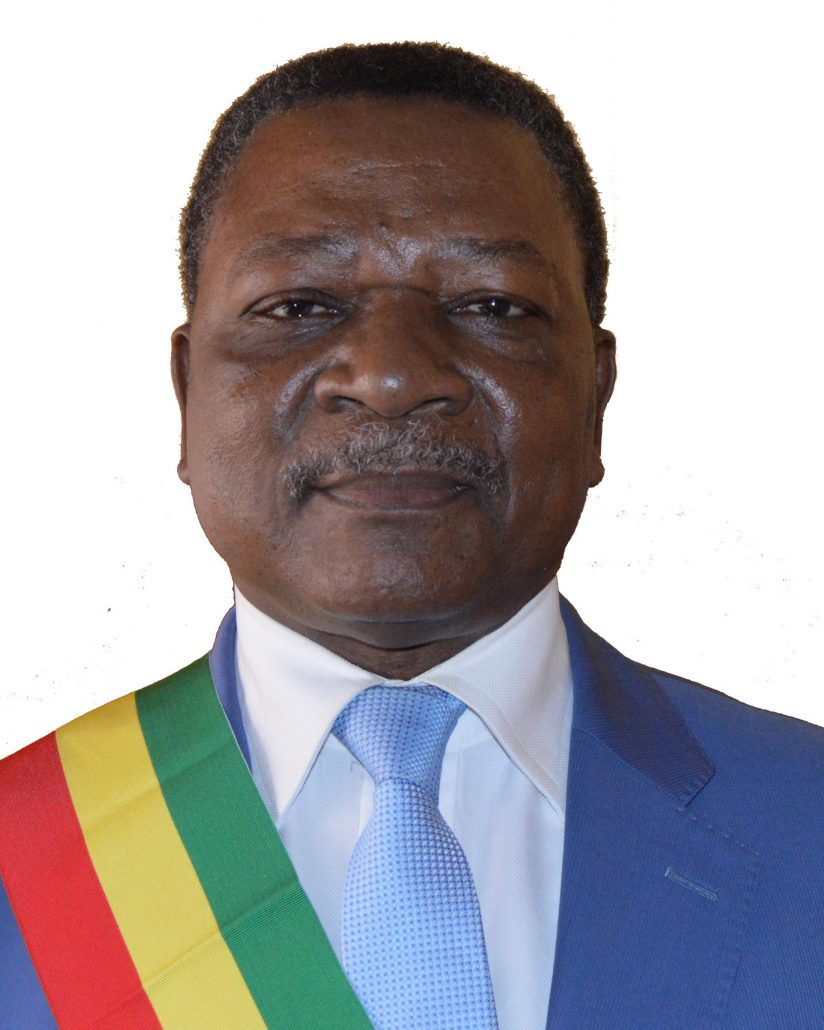 Honorable Joseph KIGNOUMBI KIAMBOUNGOU