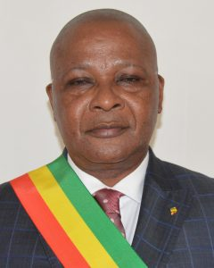 Honorable KANDO Jean François