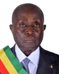 Honorable NDOUANE René Dambert
