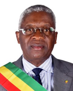Honorable TSATY MABIALA Pascal